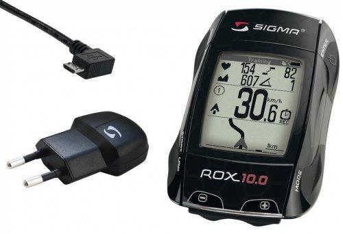fahrradcomputer sigma rox 10 gps basic schwarz ohne. Black Bedroom Furniture Sets. Home Design Ideas