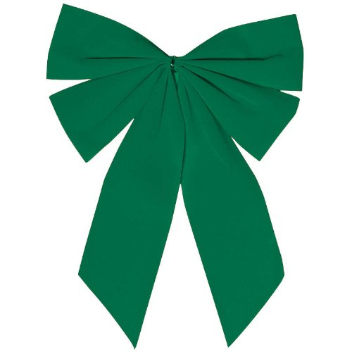 St. Patrick's Day Small 15in Green Door Bow