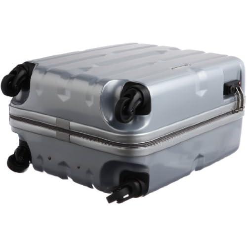 [ワールドトラベラー] World Traveler ディラトン スーツケース 46cm・40リットル・2.6kg 05806 09 09 (シルバー)