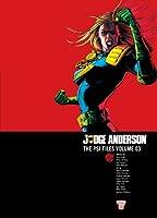 Judge Anderson: PSI Files Vol.3: The PSI Files