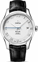 Omega De Ville Co-Axial Automatic Silver Dial Stainless Steel Mens Watch 43113412102001 from Omega