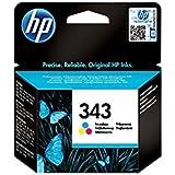 HP 343 - Cartucho tricolor de inyección de tinta (C8766EE)