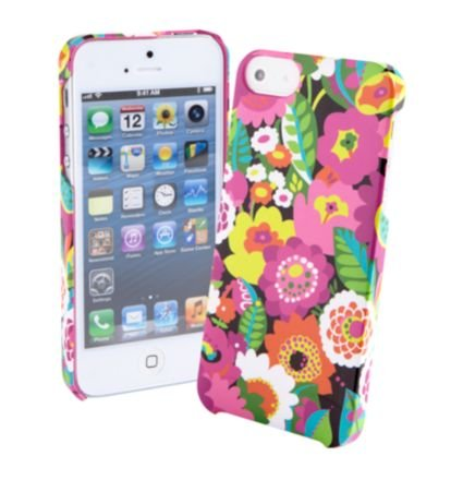 Great Sale Vera Bradley Snap on Case for Iphone 5