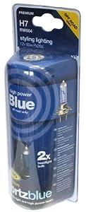 RING RW664 2 Ampoules 80W Sportz Blue H7