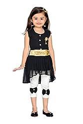 Adiva Girl's Party Wear Dress