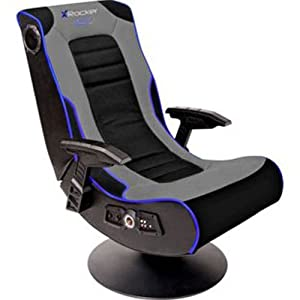 X-Rocker Bluetooth Pedestal Gaming Chair. from X-Rocker