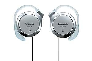 パナソニック オープン型オンイヤーヘッドホン 耳掛け式 シルバー RP-HZ47-S