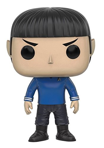Star Trek - 10487 - Figurine POP Vinyle - STB - Spock Duty Uniform