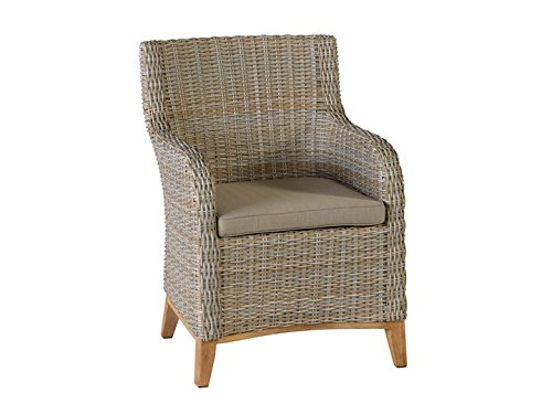 MALLORCA Garten Sessel Poly Rattan Sandgrau jetzt kaufen