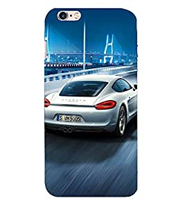 Doyen Creations Designer Printed High Quality Premium case Back Cover For Apple Iphone 6 Plus