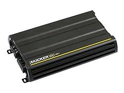 Kicker CX-Series Monoblock Power Amplifier