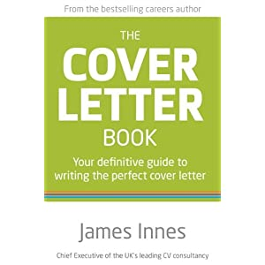 Cover letter book your definitive guide to writing the perfect cover