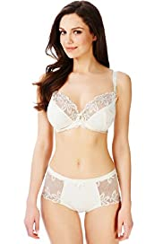 Per Una Cool Comfort&#8482; Embroidered Non-Padded DD-GG Bra