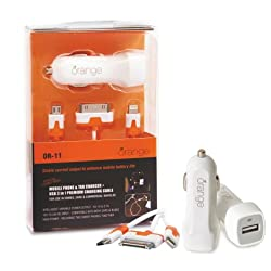Orange Mobile & Tablet Charger OR-11