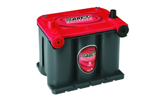 Optima Batteries 8022-091 75/25 RedTop Starting Battery (Car Battery Size 25 compare prices)