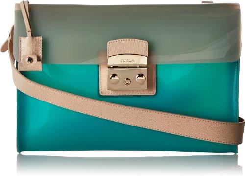 Furla 芙拉  Candy 糖果系列 Vanilla Medium Pouchette  单肩包 $125.47(约¥870)