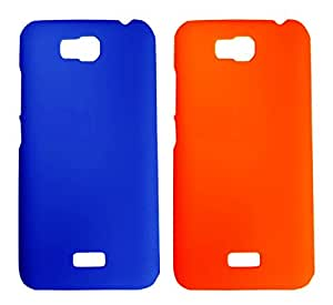 Winsome Deal 2 Pieces of Exclusive Quality Hard Back Cover Case For Huawei Y541