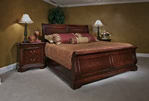 chateau calais sleigh bedroom set by broyhill bedroom furniture sets