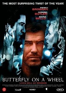 Butterfly on a Wheel ( Shattered )  [ NON-USA FORMAT, PAL, Reg.2 Import - Netherlands ]
