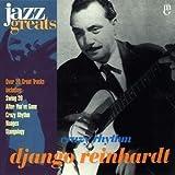 Django Reinhardt Django Reinhardt - Crazy Rhythm (Jazz Greats Volume 13)