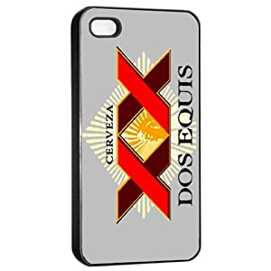 Cerveza Dos Equis Beer Logo iphone 4/4s black hard case from amazon