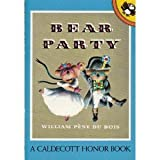Bear Party (Picture Puffin books) (0140507930) by William Pene Du Bois
