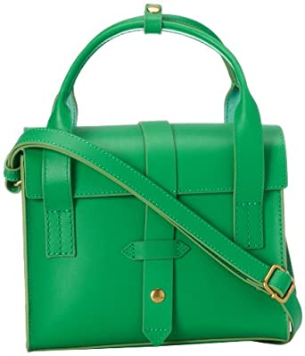 IIIbeca North Moore 64204 Satchel,Apple Green,One Size