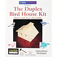 Duplex Bird House Kit