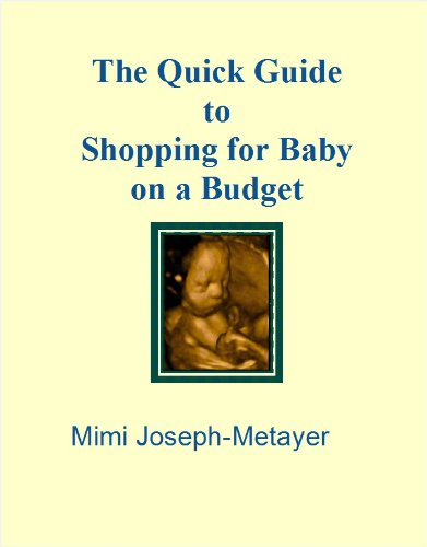 The Quick Guide to Shopping for Baby on a Budget