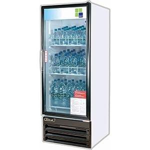 Turbo Air TGM-11RV, 1 Door, Glass Swing Door Refrigerator
