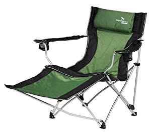 Easy camp relax chaise longue pliante vert lime 93 x 92 x for Chaise longue pliante camping