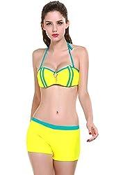 Halter Bikini Honeymoon /Bridal /Beach Wear /Sleepwear Lingerie Set , Size- Free