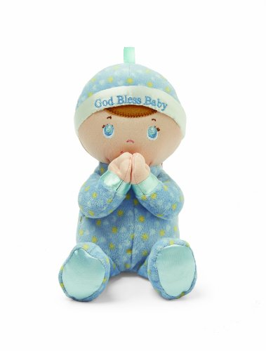 Kids Preferred Blessed Friends Doll, Blue