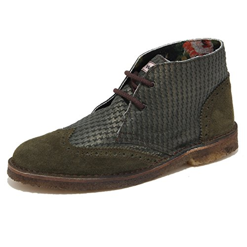 2324N polacchino uomo WEG verde shoes man boots [40]
