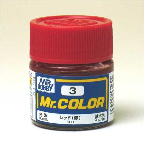 Mr.カラー C3 レッド (赤)