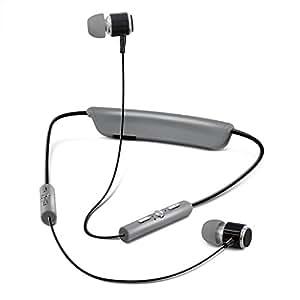 around the neck sweatproof sport bluetooth wireless headphones aduro amplify ultra. Black Bedroom Furniture Sets. Home Design Ideas