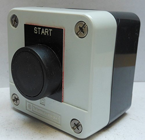 Telemecanique Type Xal 240Vac 1 N.O. Control Station Xalb101 3A