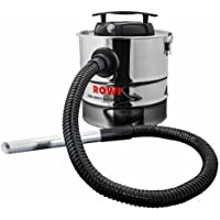Rowi RAS 800/18/1 Inox Basic Aspirateur de cendres 800 W 18 l