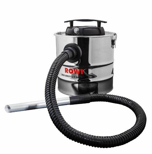 Aschesauger RAS 800/18/1 Inox Basic, 800 W 18 Liter