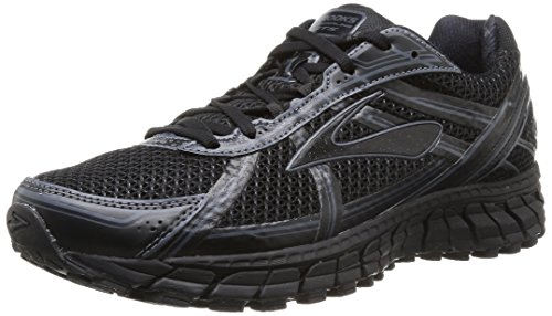 Brooks Men's Adrenaline Gts 15 Running Shoe (11 D(M) US, Black/Anthracite)