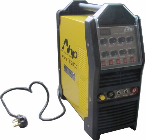 Find Bargain 2014 AHP AlphaTIG 200X 200 Amp IGBT AC DC Tig/Stick Welder with PULSE 110v 200v
