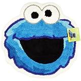 "Sesame Street ""Patchwork"" Bath Rug, Cookie Monster"