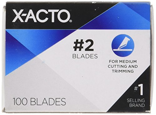 x-acto-x602-blades-100-pack