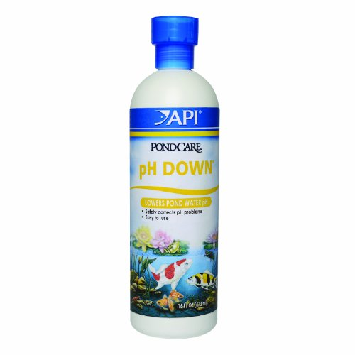 API Pondcare PH Down, 16-Ounce