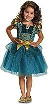 Disguise 82899M Merida Toddler Classic Costume, Medium (3T-4T)