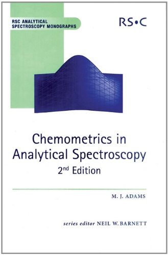 Chemometrics in Analytical Spectroscopy
