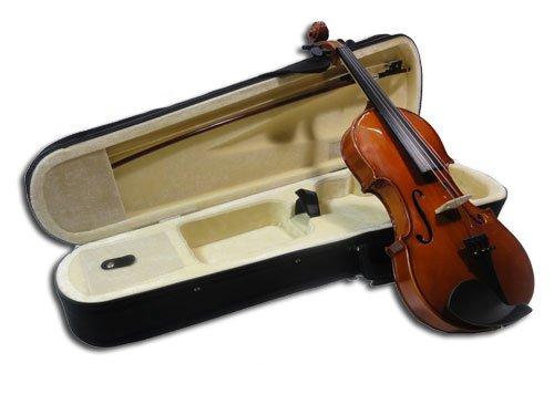 Einsteiger Geige Violine Student 4/4 + Koffer