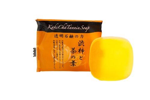 柿茶タンニン マイルドクリアソープ 20g