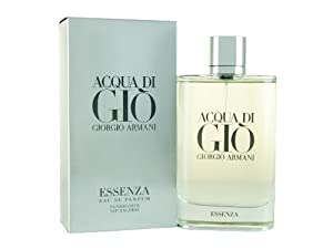 Giorgio Armani Acqua Di Gio Essenza Eau De Parfum Spray for Men, 6 Ounce