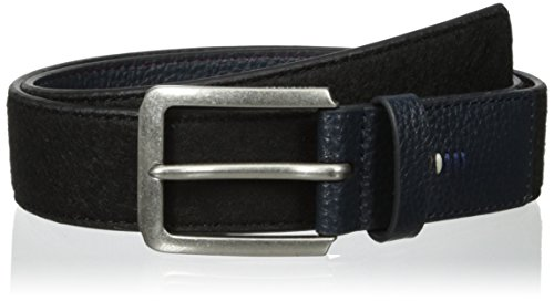 Tommy-Hilfiger-Mens-Dress-Casual-Belt-With-Pebble-Lining